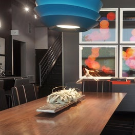 Wicker Park Loft - Dining Room