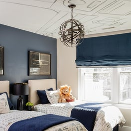 Newton Kids Bedroom with Twin Beds