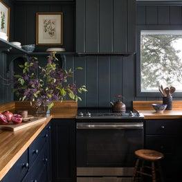 The Cabin + The Snug kitchen