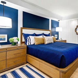 Oceanside Cottage Nautical themed Guest Suite