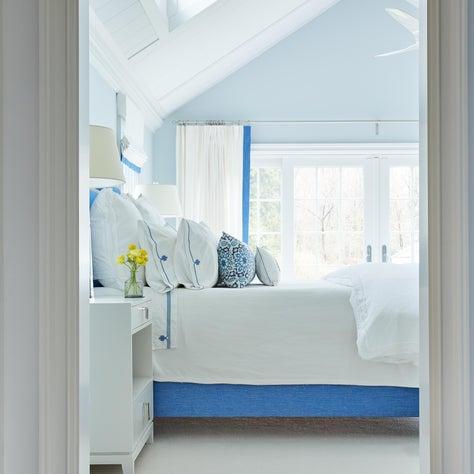 Luxe Master Suite —Bedroom