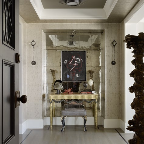 Pacific Heights Foyer
