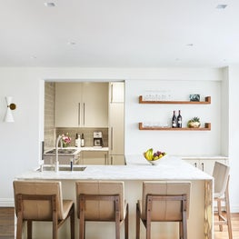 Grammercy Park Residence Kitchen