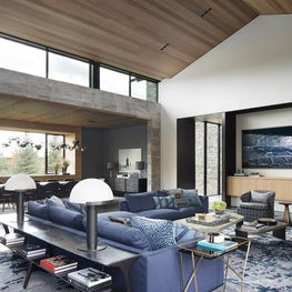 Shooting Star Living Room