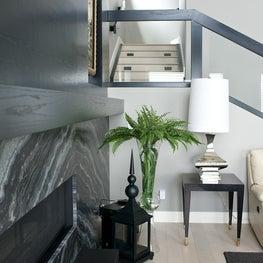 Stairwell on Steam Punk Dream Home