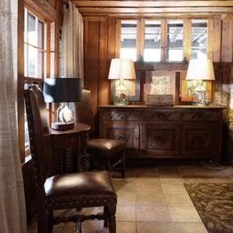 Mountain Retreat Living Room