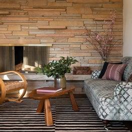 Olympic Manor Mid-Century living room