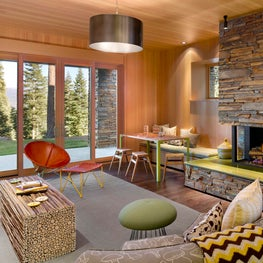 Martis Camp Residence Family Room