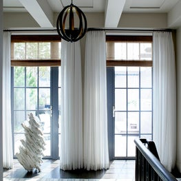 Master Suite Hallway - Downtown Triplex