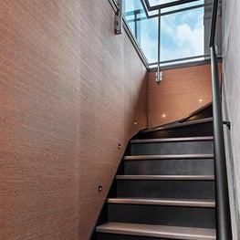Toronto Penthouse, Staircase