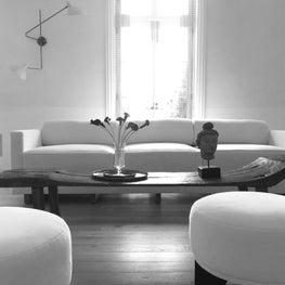 Modern Living Room Connecticut
