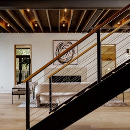 A Classic Modernist Open Space