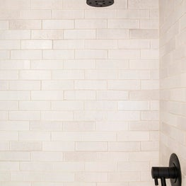 Warm Edge - Simply Modern Shower