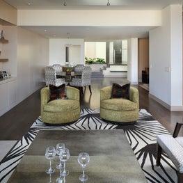 Russian Hill | Living Room