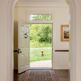 Burnt Mill Residence Entry Way