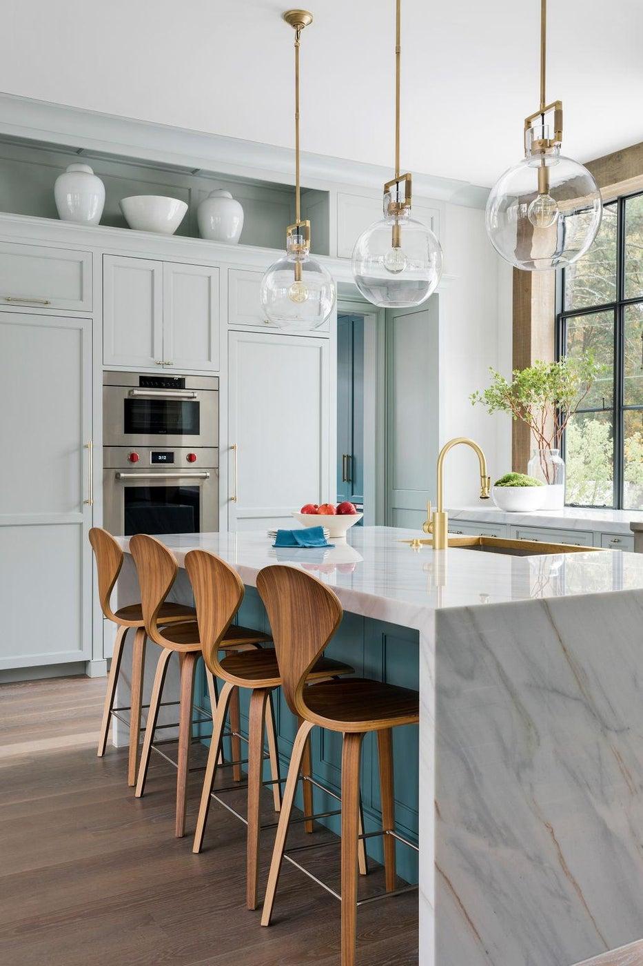Oakton Terrace - Kitchen