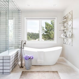 Contemporary Curation Master Bath
