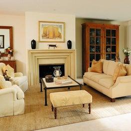 Palm Desert Living Room