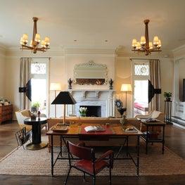 Tuxedo Park Living Room