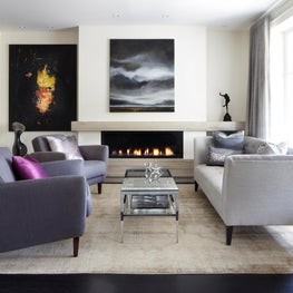 South Rosedale Contemporary Renovation