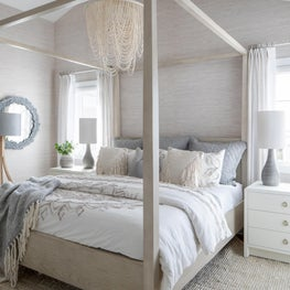 Beach House - Upstairs Master Bedroom