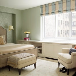 Master bedroom - pied-à-terre, Sutton Place, Manhattan