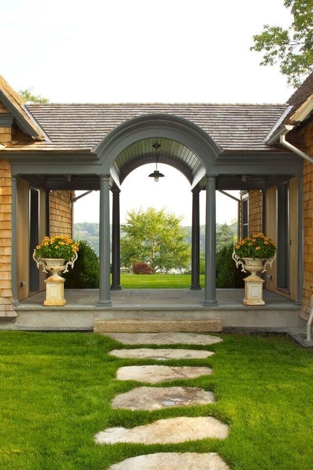 Shingle Style House, Sherborn, MA