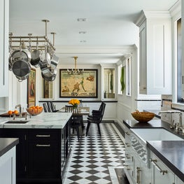 Scarsdale New York Residence, Kitchen