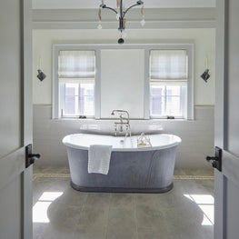 Seaside Master Bathroom