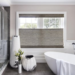 Sumptuous in the Suburbs | Master Bathroom