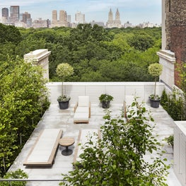 A new roof terrace with Landscape Architecture by Hollander Design