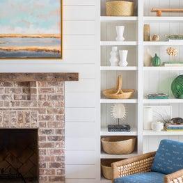 Sullivan's Island Living Room
