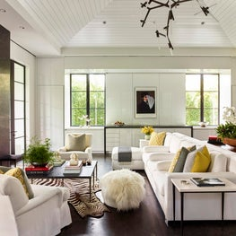 North Palm Beach Residence, Great Room