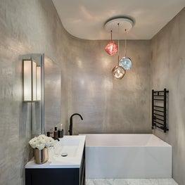 Lofty Ambitions - master bedroom
