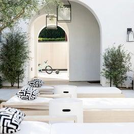 Beverly Hills Modern Spanish