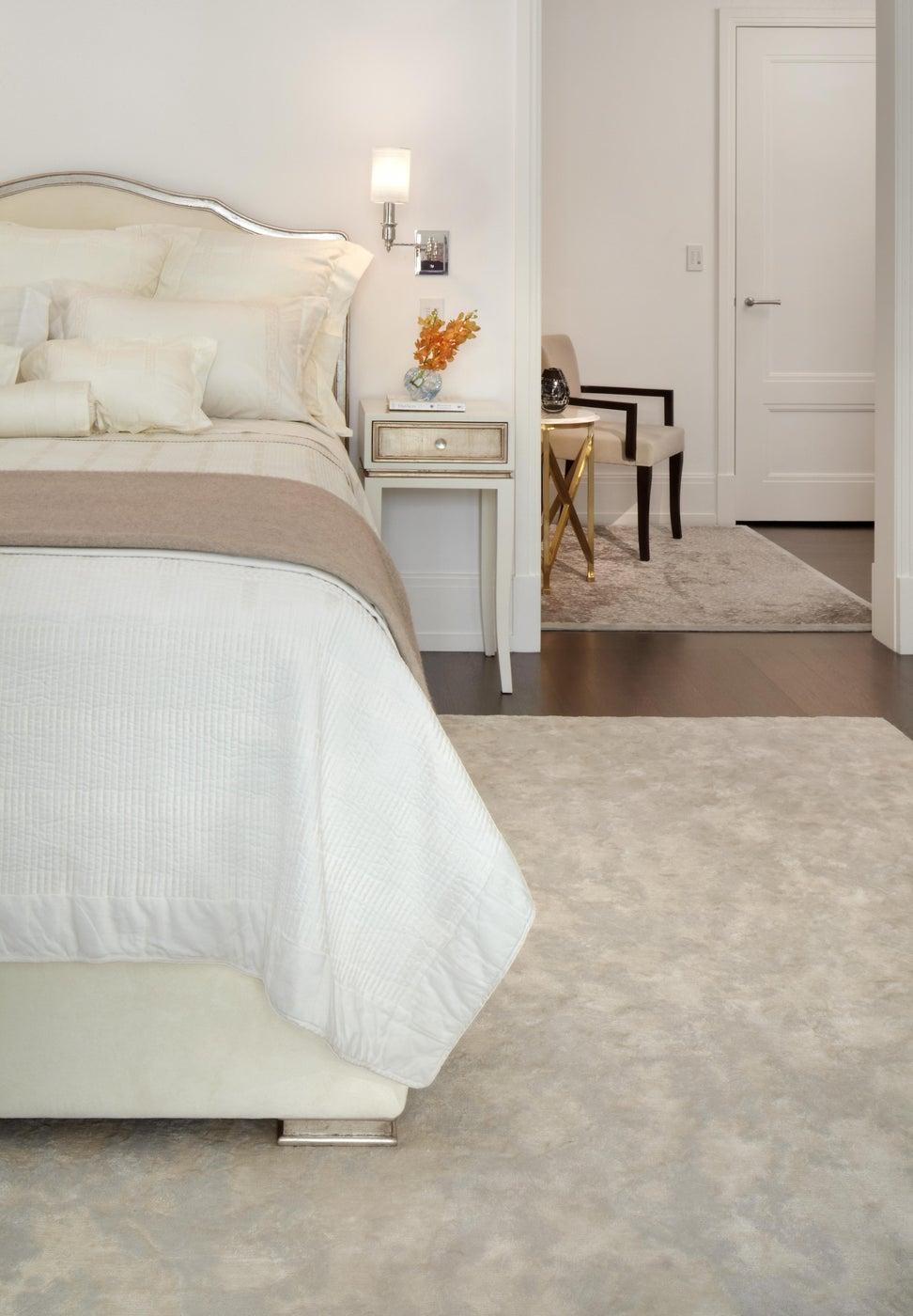 Madison Avenue Residence Master Bedroom