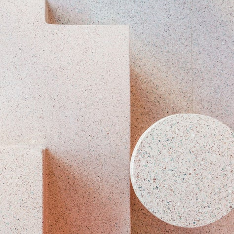 Poured Terrazzo Forms