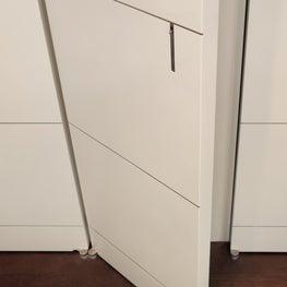 Madison Avenue Residence Custom Paneled Door Detail