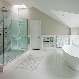 Master Bathroom, Hamptons