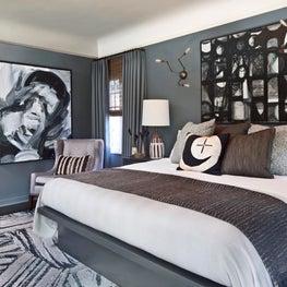 Mid City LA Bedroom