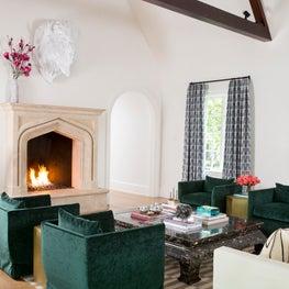 Living room Tarrytown