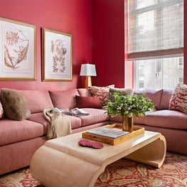 New York City Sitting Room