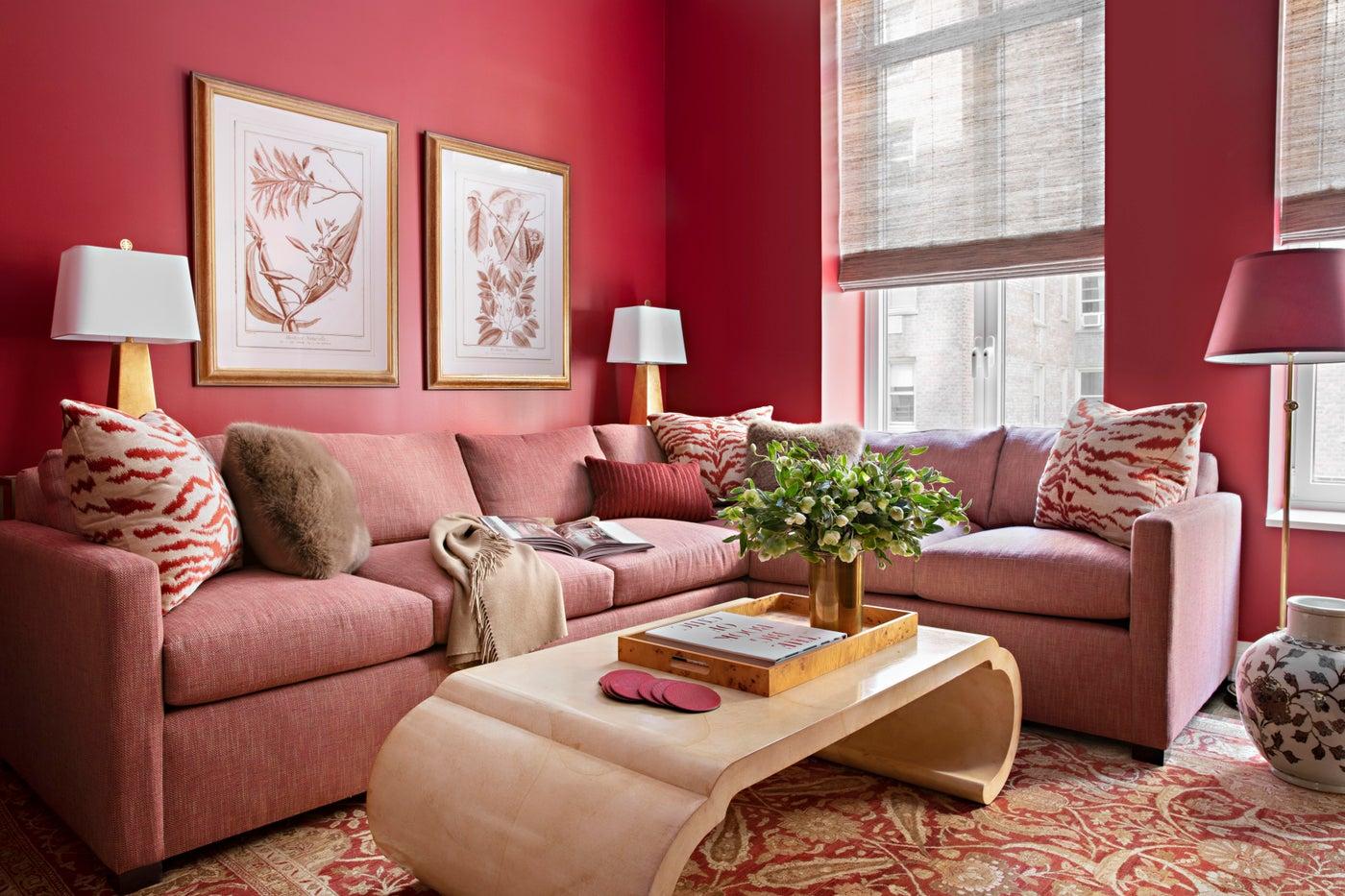New York City Sitting Room