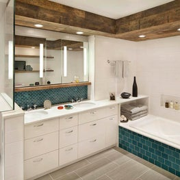 Custom Master Bath in Chelsea
