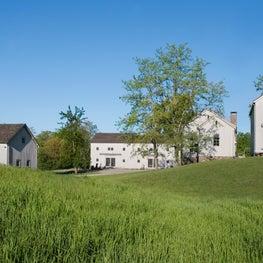 Four Barns Farm Grounds