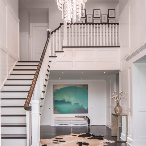 The Hamptons, Foyer