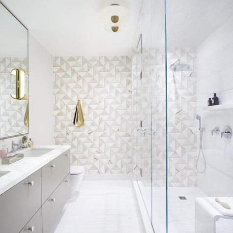Master Ensuite at our Bay Street Modern Condo
