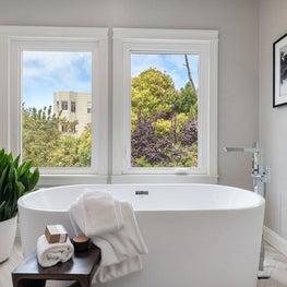 Marina Residence: Master Bath
