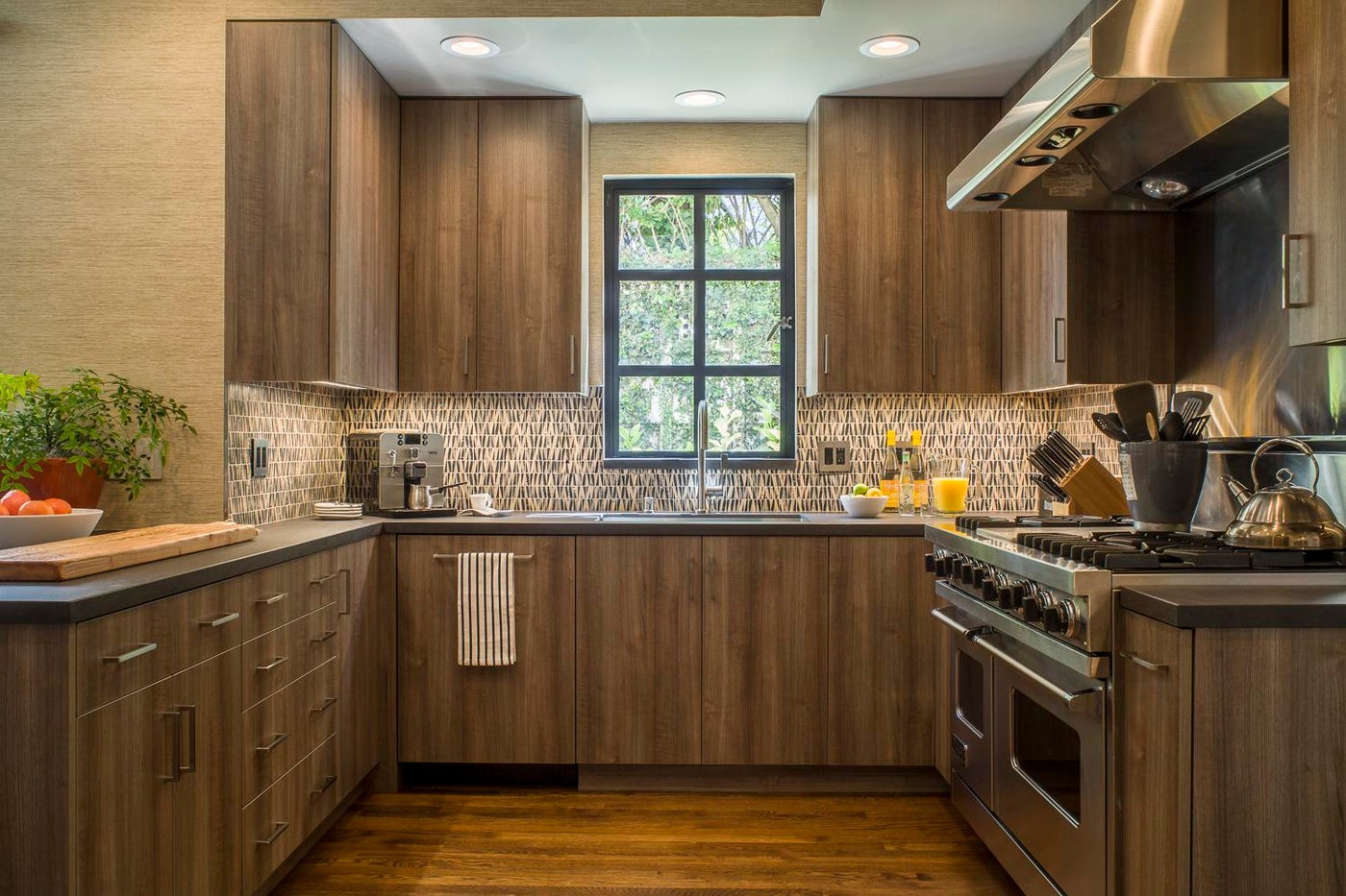 Russian Hill residence Kitchen