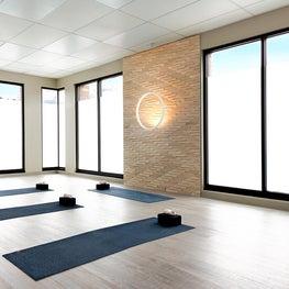 Northbrook Yoga Studio, a serene retreat